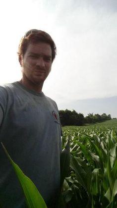 Corn Felfie