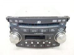 2004 acura tl radio serial number