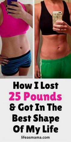 How I Lost 25 Pounds  How I Lost 25 Pounds & Got In The Best Shape Of My Life