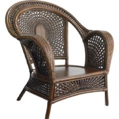 Maybe for the bedroom. Good reading chair from Pier 1.