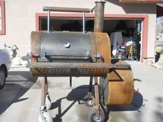 Picture of First Smoker Project