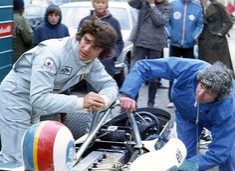 François Cevert - March 722 Cosworth BDA - Elf Coombs Racing - 1972