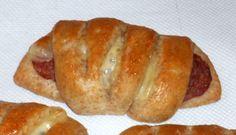 Fotorecept: Salámové obálky French Toast, Bread, Breakfast, Food, Basket, Cooking, Morning Coffee, Brot, Essen