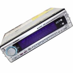 Goodmans  GCE7106 RDS car stereo CD Player Radio Face Off +Leads 4 x 40W #Goodmans