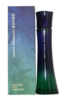 Bambu Adolfo Dominguez 3.4 oz EDT  Women