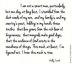 I know this much is true. -Wally Lamb. A bit long, but so thorough and sad and true.