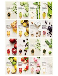 Innisfree It's Real Squeeze Mask 32 Sheet Korean Cosmetic Face Essence Mask Pack #Innisfree