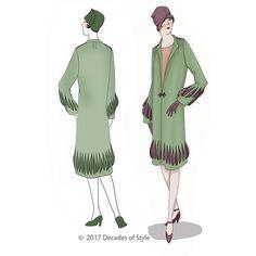 #2006 1920s Sugar Coat – Decades of Style Pattern Company