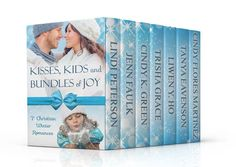 Cover Reveal Day!! I'm thrilled to be a part of this amazing box set!  #CR4U #Christian #Fiction #romance