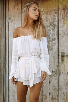 Banda Playsuit | SABO SKIRT