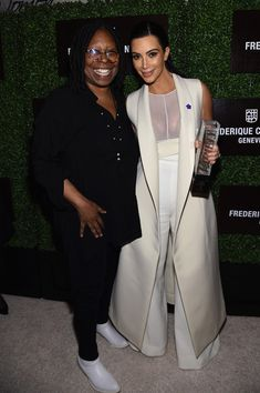 Kimora Lee Simmons Introduces Baby Boy Wolfe In First Photo + Whoopi Goldberg Honored At Variety's Power Of Women New York Luncheon, Carmen Ejogo & More Attend Kardashian Dresses, Kardashian Style, Kardashian Jenner, Kimora Lee Simmons, Kim And Kanye, Whoopi Goldberg, Celebs, Celebrities, Powerful Women
