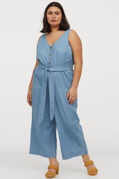 The Summer Trend to Buy Based on Your Zodiac Sign | The Everygirl Daily Dress, Denim Jumpsuit, Summer Essentials, Mesh Dress, Summer Trends, Fashion Company, High Waisted Shorts, Capsule Wardrobe, Style Guides
