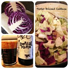 Porter Braised Cabbage Braised Cabbage, Home Chef, Chef Recipes, Southern, Track, Dinner, Vegetables, Cooking, Food