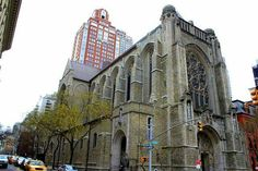 Catholic Church of St Vincent Ferrer, Archdiocese of New York, USA
