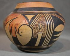 Hopi Indian Pottery | Indian Pottery we are listing this week, this small Hopi Indian ...