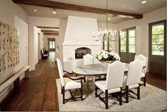 Breakfast Room by Tami Owen, The Owen Group Design Firm, #Houston