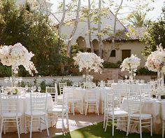 Organic Glam Shady Canyon Wedding