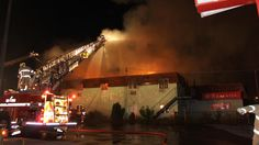 An overnight fire caused an estimated half-a-million dollars in damage at the former Ramada in St. St Thomas Hotels, Golden Gate Bridge, Photo Galleries, Fair Grounds, Canada, Fire, London, Eyes, Travel