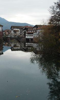 Elizondo,  Valle del Baztan, Navarra  (Nafarroa) Spain  by Rosalia Casas