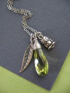 lurve long necklaces.