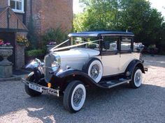 My wedding car The Regent Landaulette | The rings & other things...