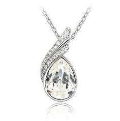 Austrian crystal necklace jewelry (Float)