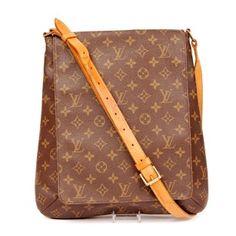 e9221de3d9cc Louis Vuitton Musette Salsa Cross Body Bag