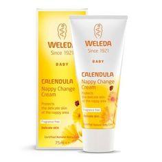 From 5.79 Weleda Calendula Nappy Cream 75ml X 2 (pack Of 2)
