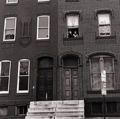 by Elinor Cahn, Baltimore, 1975