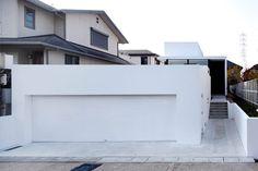 中庭のある家 中庭と開放感あふれるLDKのある家 アーキッシュギャラリー