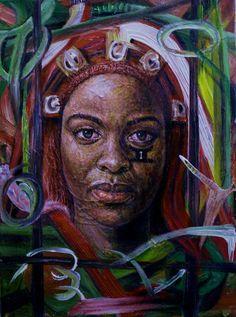 African Women by Edward Ofosu