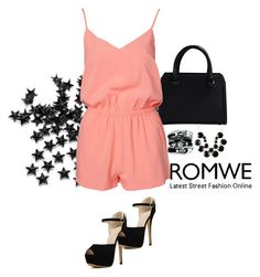 """ROMWE 10"" by mejra-sinanovic ❤ liked on Polyvore featuring INC International Concepts, Victoria Beckham and NLY Trend"