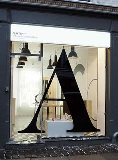 Playtype (Type Foundry and Concept Store- Denmark)