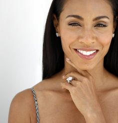 "Jada Pinkett Smith addresses open-marriage rumor | Jada Pinkett Smith has responded to the rumor that she has an open relationship with hubby Will Smith, dubbing it ""the most persistent"" rumor that has dogged them during their 16-year marriage. Asked flat-out, ""Is it true?"" in a sit-down with Marc Lamont Hill on HuffPost Live, Jada replied, ""I think, no, I think people get that idea because Will and I are very relaxed with one another and I think because, from how I've answered questions"""