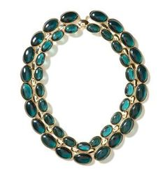 Banana Republic Teal stone layered necklace (http://bananarepublic.gap.com/browse/product.do?cid=13909=1=323368002)