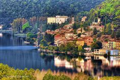 Lake Piedilugo, Umbria
