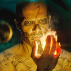 Jay Hernandez gets real about his ironic role in #SuicideSquad