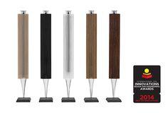 Trådløs højttaler i ikonisk design – BeoLab18 - Bang & Olufsen