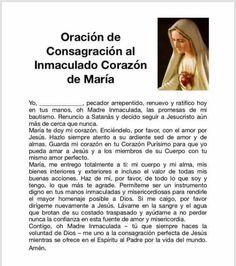 Catholic Prayers In Spanish, Religion, Inspiration, Prayers For Children, Rosary Mysteries, Biblical Inspiration, Inspirational, Inhalation