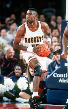 Dikembe Mutombo : All-time Denver Nuggets Basketball Leagues, Basketball Players, Basketball Jones, Basketball Baby, Basketball Legends, Dikembe Mutombo, The Pacer, Denver Nuggets, Nba Stars