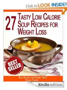 27 Soup Recipes for Weight Loss  Free EBook download