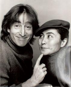 John Lennon  Yoko Ono:    Soooooooo Nice Couple ♪♫•*¨*•.¸¸♥¸¸.•*¨*•♫♪        The Official video for John Lennon 'Woman' with Yoko Ono:  http://www.youtube.com/watch?v=f-x1FsvOAz4