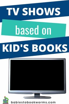 If you are looking for educational screentime for kids, check out these TV shows based on children's books! Popular Book Series, Popular Books, Indoor Activities For Kids, Book Activities, Children's Books, Good Books, Fun Group, Best Children Books, Boredom Busters