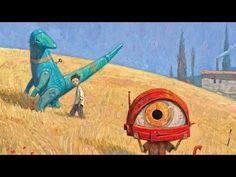 shaun tan illustrations - Buscar con Google