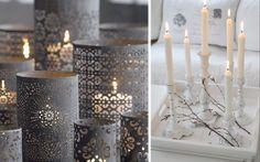 Decorar con velas | DECOFILIA.com