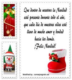 frases para enviar en Navidad a amigos,frases de Navidad para mi novio: http://www.consejosgratis.es/las-frases-mas-originales-de-navidad/