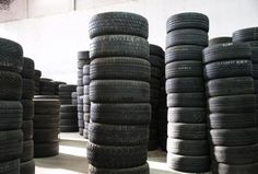 Dos de cada tres neumáticos de segunda mano duran la mitad que uno nuevo - http://www.actualidadmotor.com/2013/07/04/neumaticos-de-segunda-mano-vida-media/