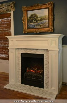 Fireplace Overmantel Design Options For My Dining Room