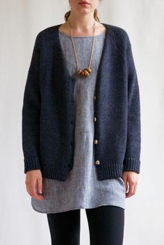 Primoeza Oversize V-neck Cardigan CUSTOM PRE-ORDERs open