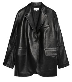 Shop for Arket Oversized Leather Blazer at ShopStyle. Mode Outfits, Fashion Outfits, Blazer Fashion, Blazer Outfits, Fashion Trends, Fashion Weeks, Pants Outfit, Fashion Bloggers, Dress Outfits